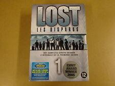 7-DVD BOX / LOST / LES DISPARUS - SEIZOEN 1 / LA PREMIERE SAISON