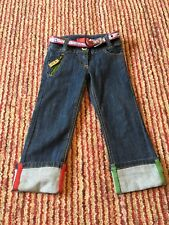 Girls Jeans By Joules Age 3