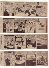 Dick Tracy by Chester Gould - 26 daily comic strips - Complete June 1953