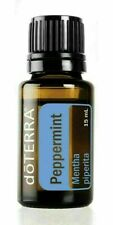 doTERRA Peppermint Essential Oil 15ml New/Sealed Exp 2025 ~ Free Shipping