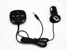 Wireless Bluetooth Handsfree Car kit MP3 Player Speaker Charger For iphone ISO