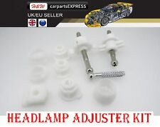 ROVER FULL FRONT HEADLAMP / HEADLIGHT ADJUSTER KIT SCREW BUSH CLIP FULL KIT