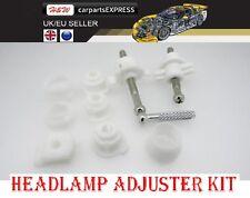 FORD FULL FRONT HEADLAMP / HEADLIGHT ADJUSTER KIT SCREW BUSH CLIP FULL KIT