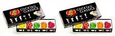 2x Jelly Belly Cocktail Classics 125g Gift Box American Candy - New