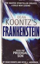 Complete Set Series - Lot of 5 Frankenstein Books by Dean Koontz (Fiction) PB