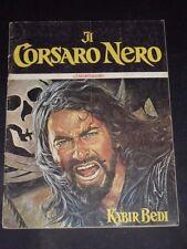 ***ALBUM IL CORSARO NERO*** ED. PANDA-PLAY (1976)   !!!