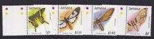Jamaica 1991 Farfalle 786-89 MHN