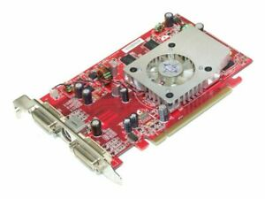 MSI 5188-6747 Radeon X1600SE 512MB GDDR2 DVI-I S-Video MS-V040 PCIe Grafikkarte