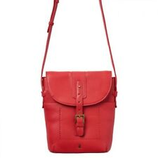 Joules Tourer Bright Cross Body Bag Red One