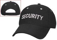 Low Profile Hat Law Enforcement Security Police SWAT EMT Cap Supreme Rothco