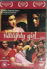 A Tale Of A Naughty Girl (DVD, 2005)  Indian Movie  BRAND NEW & SEALED