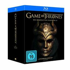 Game of Thrones Staffel 1-5 Box + Bonusdisc Limited Collectors Edition