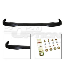 T-R PU FRONT BUMPER LIP SPOILER POLY URETHANE FOR 98-02 HONDA ACCORD 4DR SEDAN