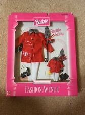 Barbie And Kelly Fashion Avenue New Set Clothes