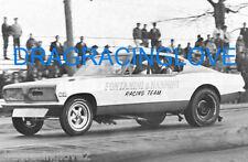 Fontanini & Nannini 1967 Plymouth 'Cuda NITRO Funny Car PHOTO!