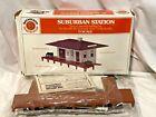 Bachmann Suburban Station Train Building O Scale No. 1954 RR