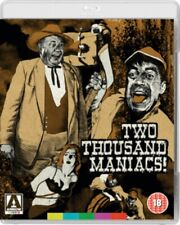 NEW Two Thousand Maniacs Blu-Ray