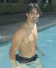 Gilles Marini UNSIGNED photo - 2686 - TOPLESS!!!!!