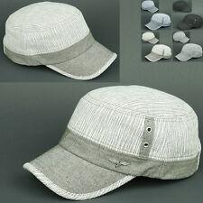 Cadet Box NZS OLIVE Army Military Camo Fashion CAP HAT Unisex