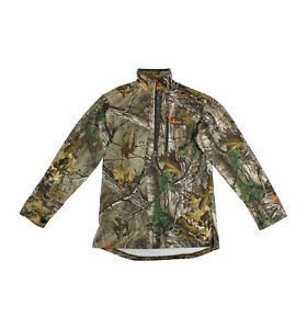 Spika Tracker Summer Long Sleeve Shirt Hunting Camo