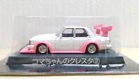 1/64 Aoshima Grachan Shakotan Boogie KOMA'S TOYOTA CRESTA 2 diecast car model