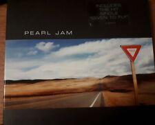 PEARL JAM - YIELD - CD TRIFOLD DIGIPAK WTH ORIGINAL STICKER