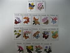Grenada-Butterflies-1994 SC# 2375-2386B  2585-2586 MNH