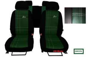 Eco-Leather Tailored Set Seat Covers for TOYOTA HILUX Mk8 2016 - onwards