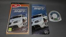 918- PSP- NEED FOR SPEED -SHIFT REF ULES 01275/E -AÑO 2011