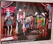 Mattel Monster High CHW68 - Schaurig schöne Show, Rochelle Goyle und Monster-Man