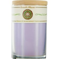 Lavender Blossom Massage & Aromatherapy Soy Candle 12 oz Tumbler. A Calming & Ba