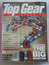 Top Gear Magazine - Issue 08 (May 1994) - Alfa 164 - Saab 9000 - Tatra