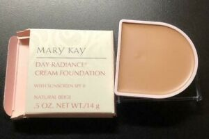 Mary Kay NATURAL BEIGE Day Radiance Cream Foundation 0612