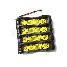 1 x 4S1P 14.8V 18650 Holder Case Battery w/ Li-ion PCM Protection Circuit Module