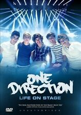 USED (VG) One Direction - Life On Stage (2013) (DVD)