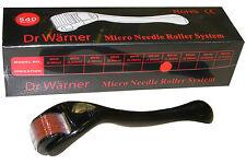 190 Needle Micro Needle derma pelle Rullo Titanio Terapia 1,5 mm DR Warner