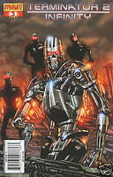 Terminator 2 Infinity Issue #3 Cover A Comic Book