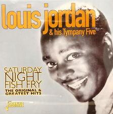LOUIS JORDAN & His Tympany Five - 24 Cuts on Jasmine