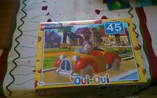 Jeux oui oui puzzle et cubes