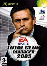 Total Club manager 2005 (Xbox) - Free Postage - UK Seller
