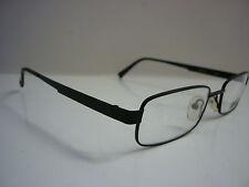 Genuine Designer Glasses Frames Mens Matt Black Full Rim E40191-1 ref 507