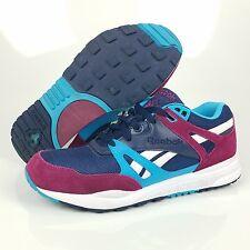 Mens Reebok Ventilator Hexalite Vintage Sports Running Aqua Shoes Size 9.5