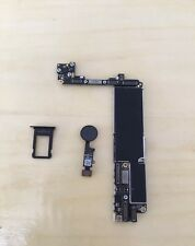 UNLOCKED & WORKING Apple iPhone 7 128GB with Original Home Bottom Motherboard
