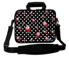 """17"""" 17.1"""" 17.3"""" 17.6"""" Inch Shoulder Strap Sleeve Soft Case Bag with Handl #441"""