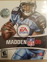 Madden NFL 08 - PlayStation 3 - PS3 - Disc Only - Tested - Fast Free Shipping!