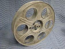 """35mm Metal Feature Film Reel ~ VINTAGE 14.5"""""""