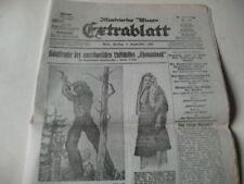 Antiquarische Zeitungen (1919-1945)