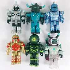 """Lot 6Pcs Roblox Robot """"Champions of Roblox"""" Game Figure collect Toys Xmas gift"""