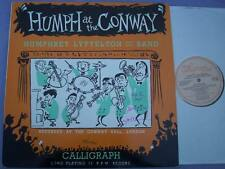 HUMPHREY LYTTELTON SIGNED LP Live At The Conway London 1954 TRAD JAZZ DIXIE
