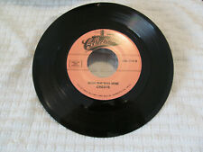 THE CRESTS-NO ONE TO LOVE & WISH SHE WAS MINE, COLL-1115 EXCELLENT 5